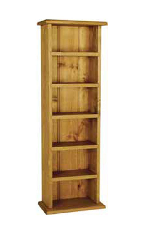 Wye Pine Cd Storage Unit